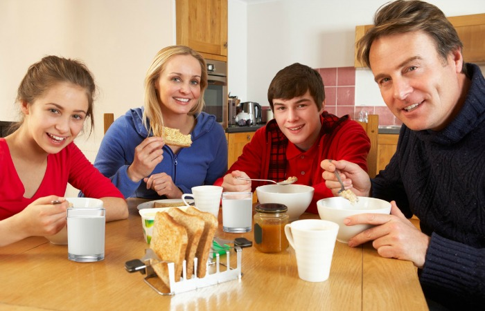 Over The Years Family Meals Have Eroded Evidenced By More Members Grabbing Food On Go Or