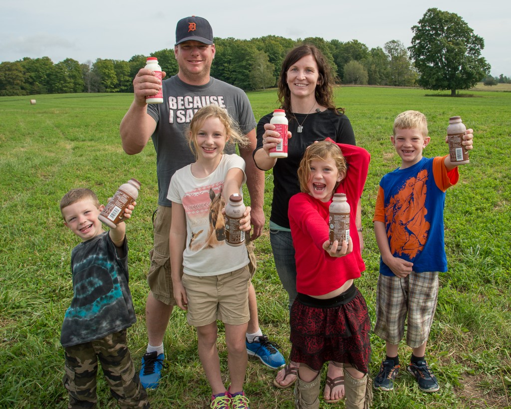 Being a Farm Kid is Tough | Milk Means More blog