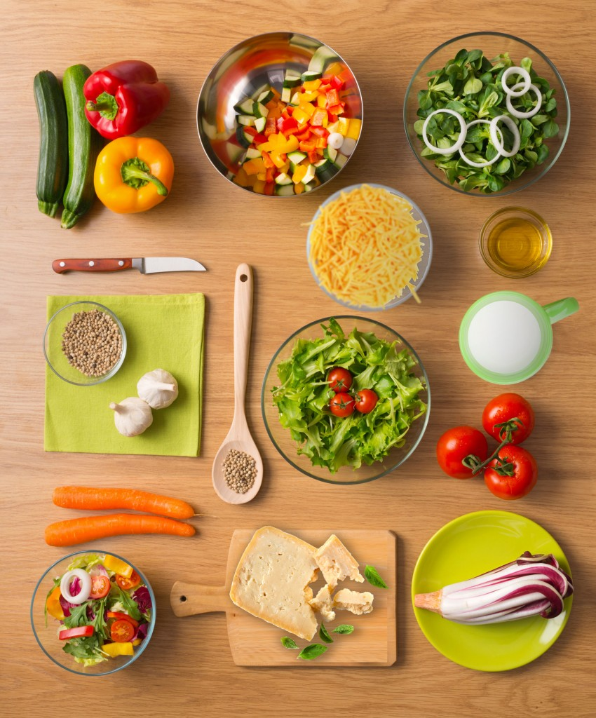 1-Day Meal Plan Using Dietary Guidelines