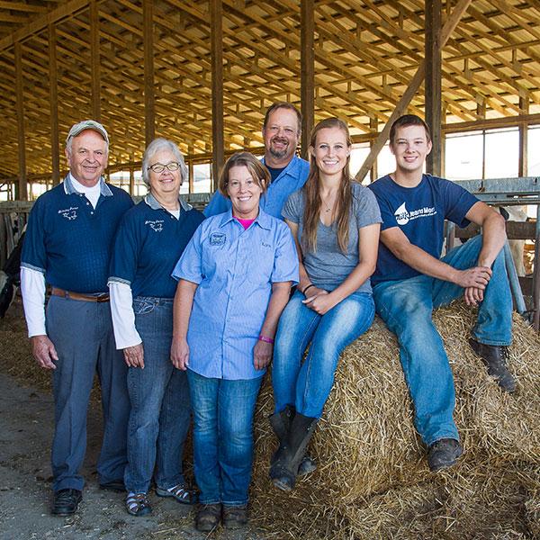 The Horning Family