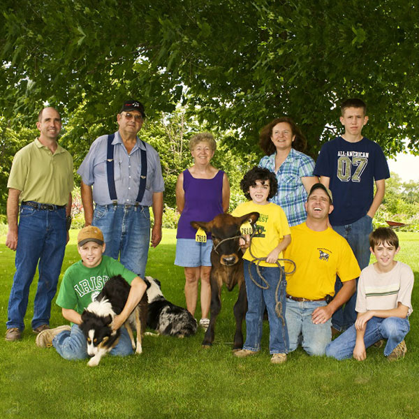 The Neyer Family