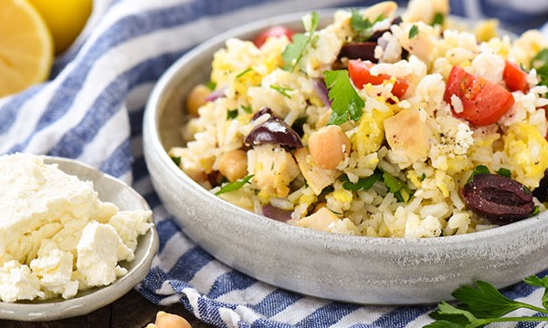 greek-chicken-fried-rice