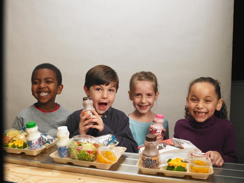 Should Children Drink Chocolate Milk?