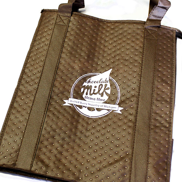 Brown Chocolate Milk Means More Insulated Tote Bag