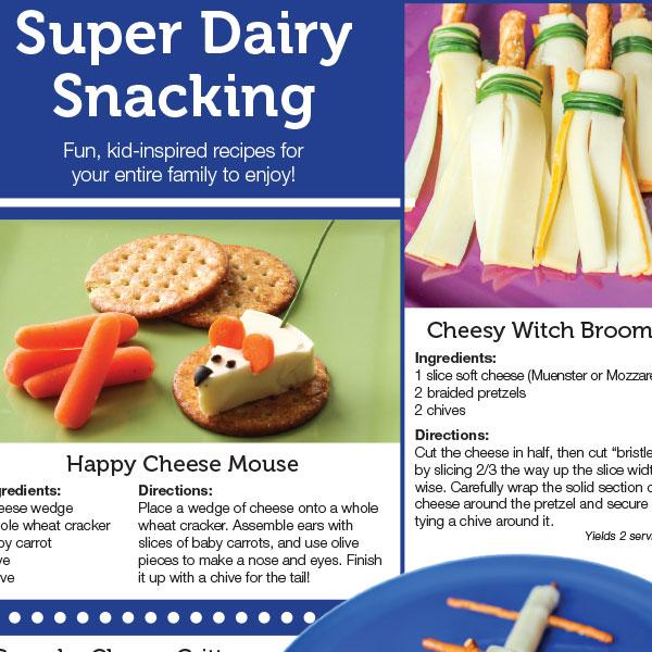 Super Dairy Snacking