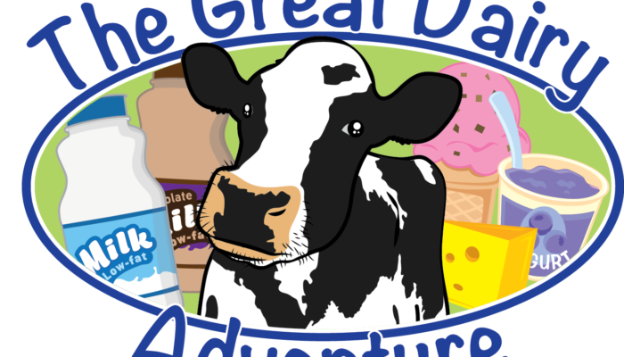 Great Dairy Adventure Logo 2016