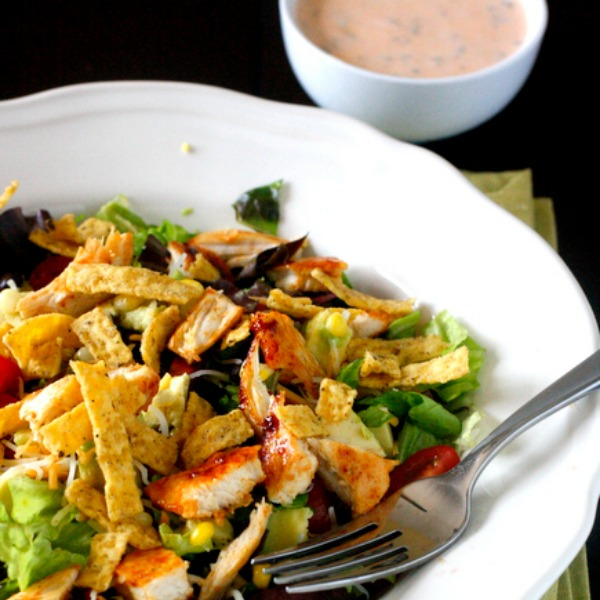 Chopped Chicken Salad-featured image