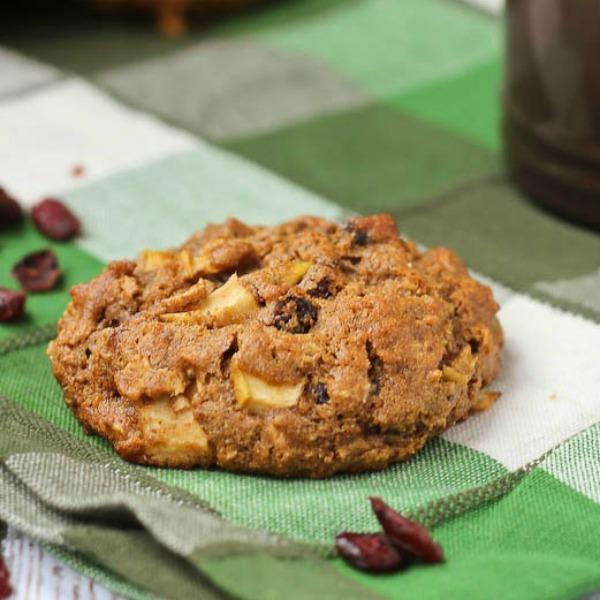 Gingerbread Breakfast Cookie-featured image