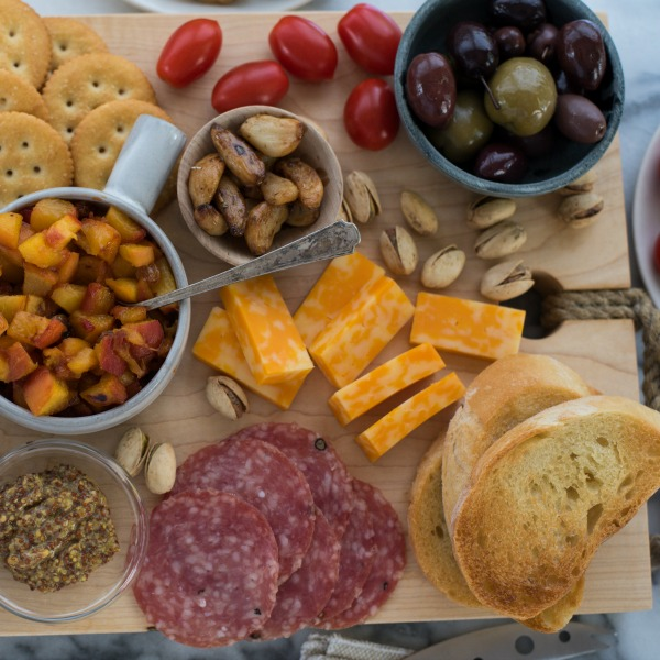 Summer Cheese & Charcuterie Board-featured image