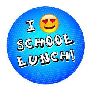 School Lunch Stickers_Blue