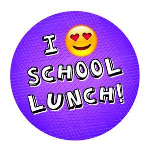 School Lunch Stickers_Purple