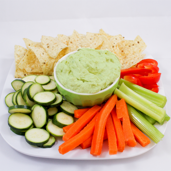 Creamy Guacamole Dip-featured image