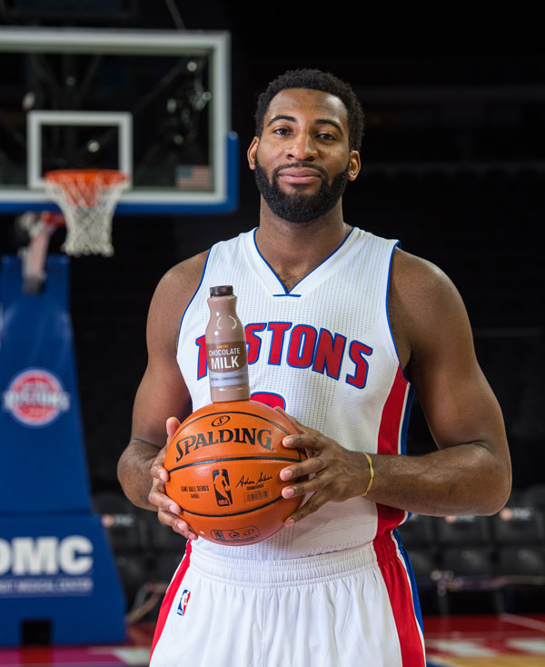 Andre Drummond United Dairy Industry Of Michigan