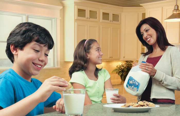 Milk Mucus and Asthma