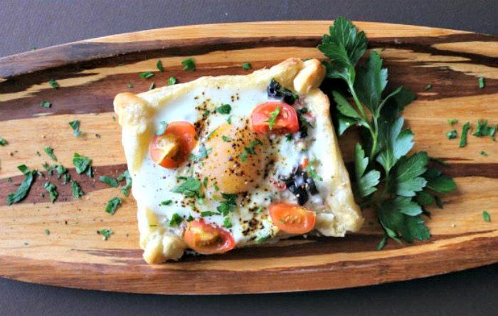 Mediterranean Breakfast Tarts Mothers Day Brunch Recipes