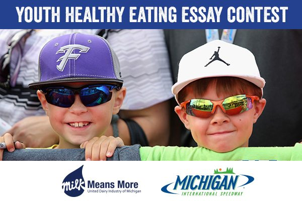 Michigan Youth Healthy Eating Essay Contest  United Dairy Industry  United Dairy Industry Of Michigan Youth Healthy Eating Essay Contest