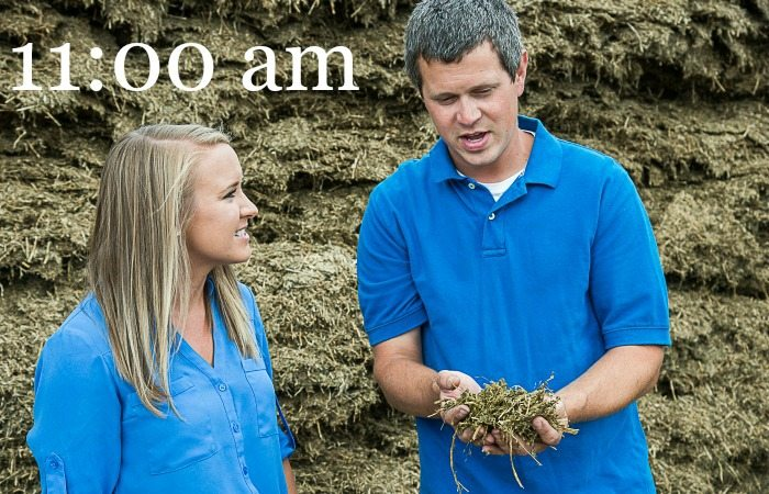 A day in the life of a dairy farm family