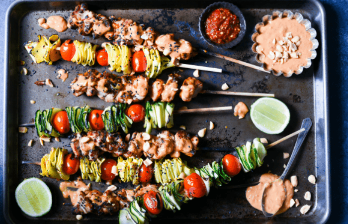 Fourth of July Grilling Recipes