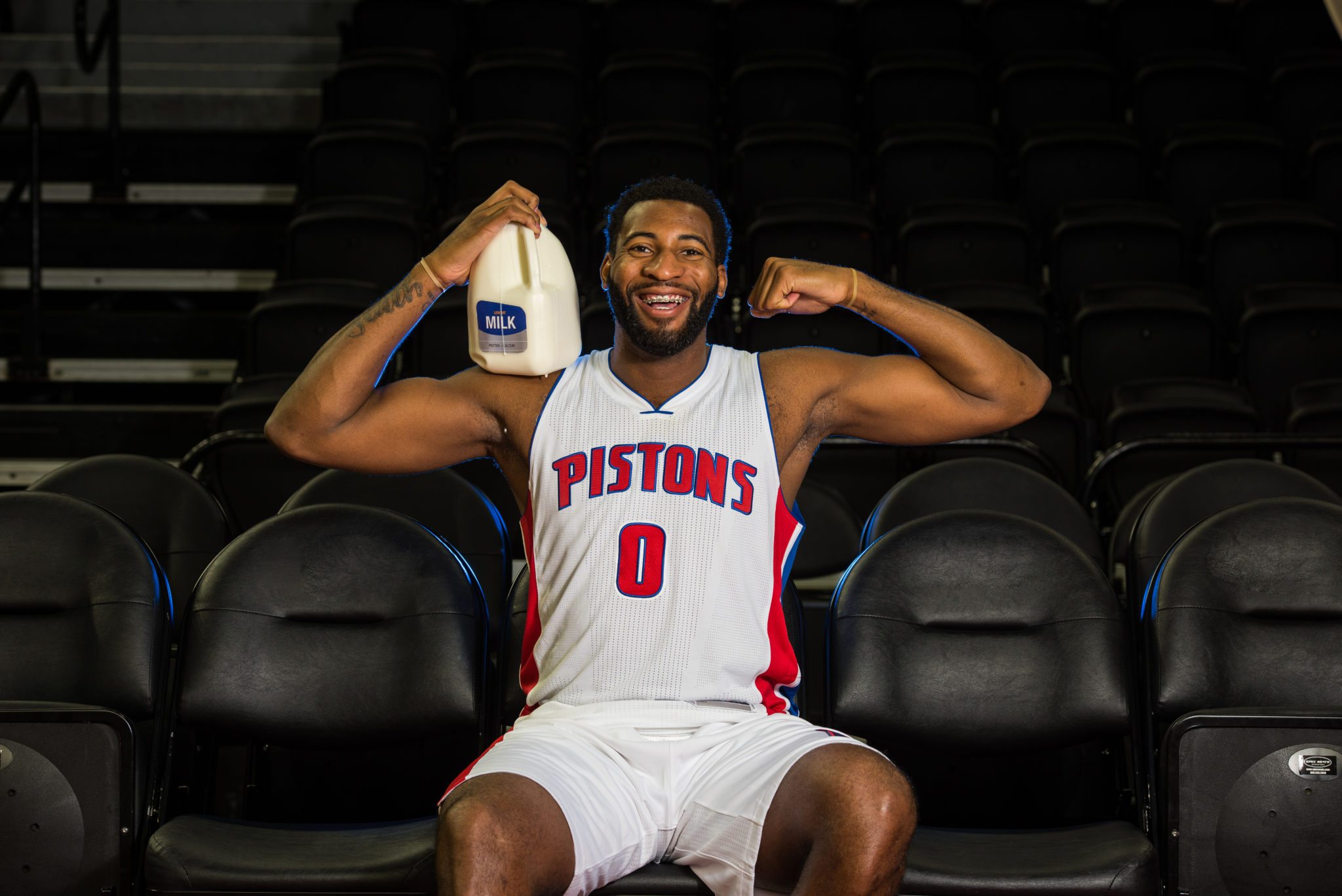 How To Stay Hydrated with Andre