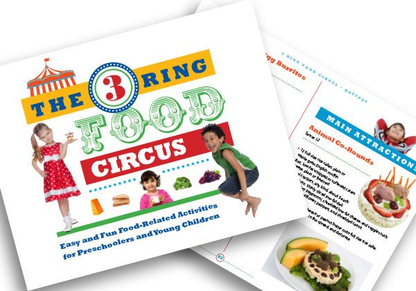 The 3 Ring Food Circus Curriculum & Teaching Aid