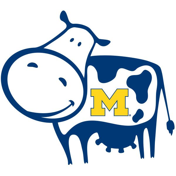 Cow Tattoos – U of M version