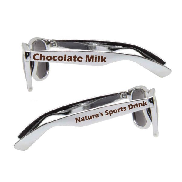 Chocolate Milk Sunglasses
