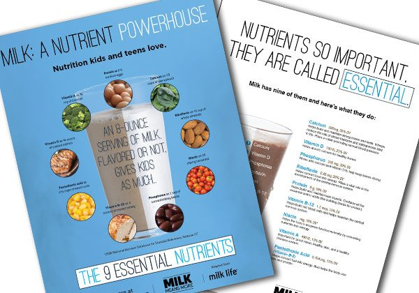 9 Essential Nutrients