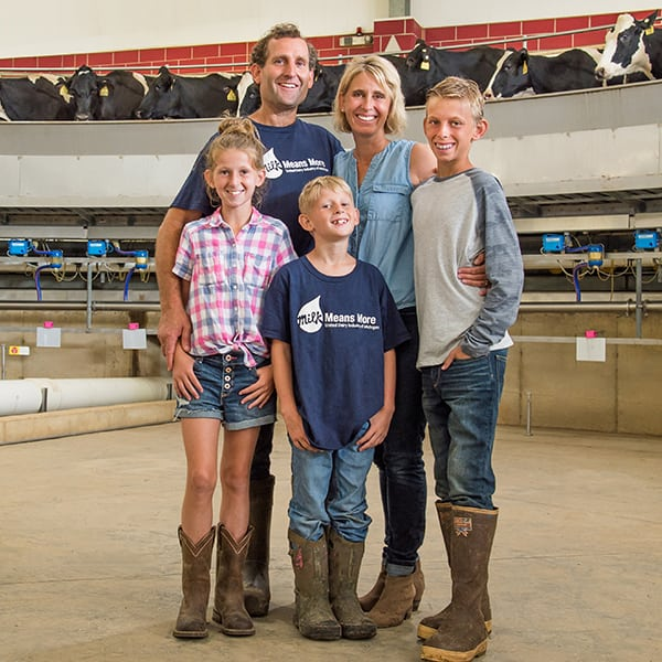 The de Jong Family
