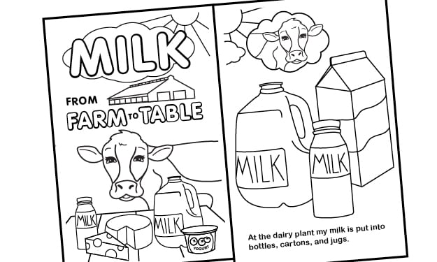 Grades K-2 - United Dairy Industry of Michigan