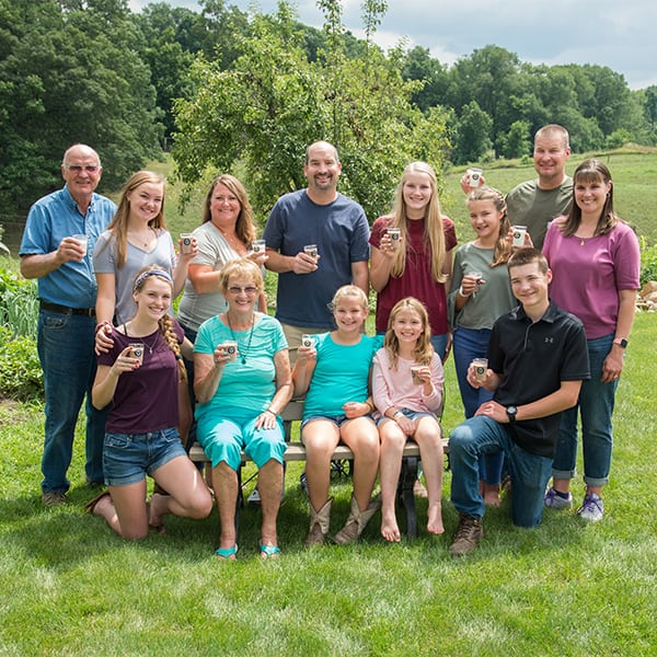 The Crandall Family