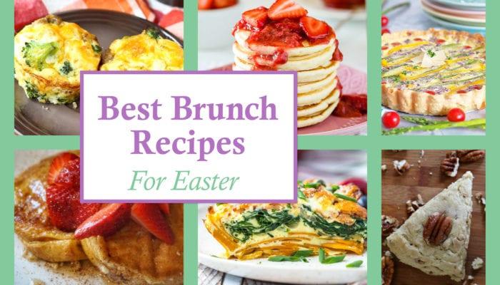 brunch recipes for easter