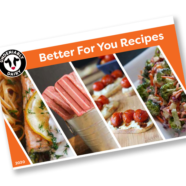 Better for You Recipe Booklet